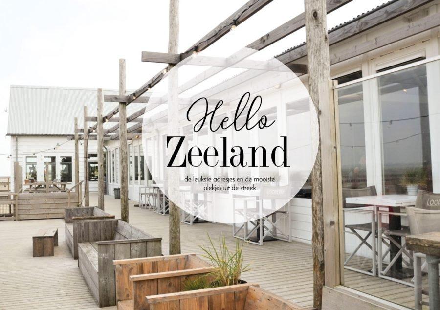Reisgids Hello Zeeland