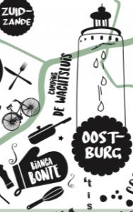 Fietsroute Kookwinkel Bianca Bonte uit Oostburg