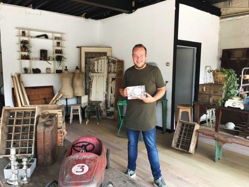 Sold Antiques in Breskens